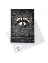 """Postcard """"Raccoon"""""""