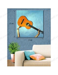 """Картина """"Акустическая гитара"""""""