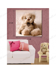 """Painting """"Teddy Bear"""""""