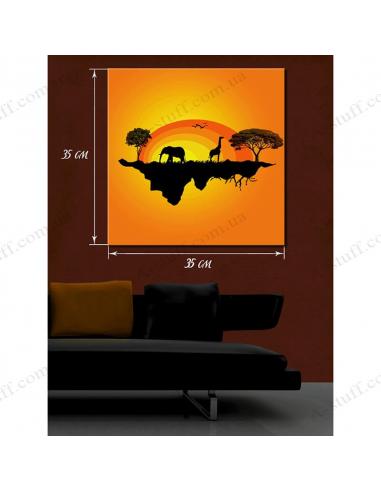 """Картина """"Африка"""""""