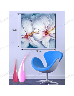 """Картина """"Красиві квіти"""""""