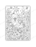 Розмальовка XL «Казкові феї»