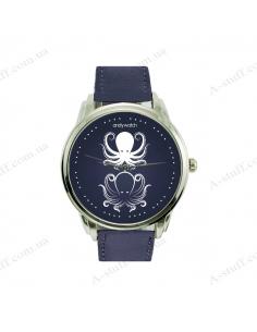 """Wristwatch """"Octopussy"""""""