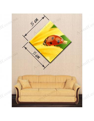 """Painting """"Ladybug"""""""