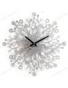 "Metal wall clock ""Galaxy"""