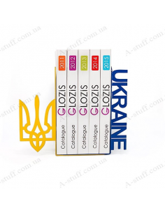 "Держатели для книг ""Ukraine"""