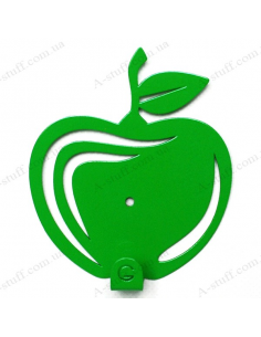 """Вешалка настенная """"Apple"""""""