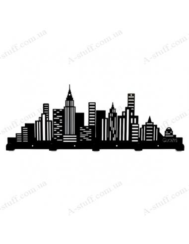 """Вішалка настінна """"City"""""""