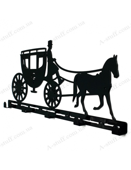 """Wall Hanger """"Carriage"""""""