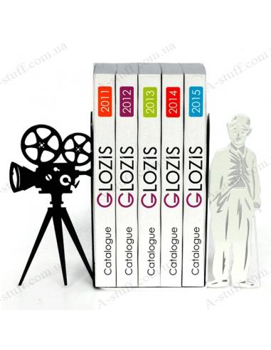 """Тримачі для книг """"Chaplin"""""""
