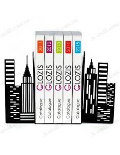 """Держатели для книг """"City"""""""