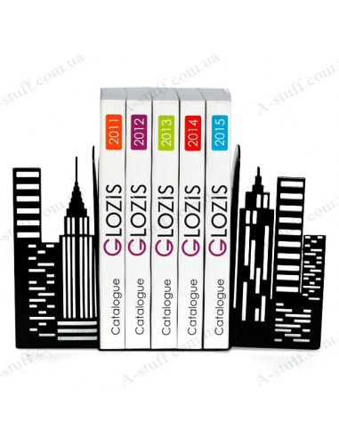 "Bookends ""City"""