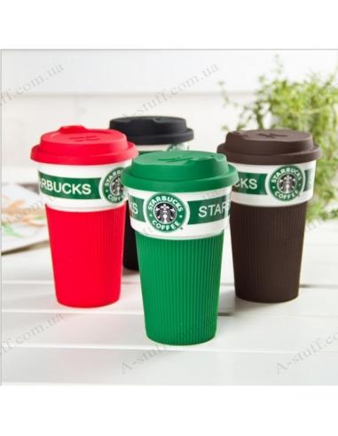 "Стакан з кришкою ""Starbucks"""
