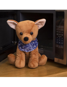 """Toy warmer """"Chihuahua Chico"""""""