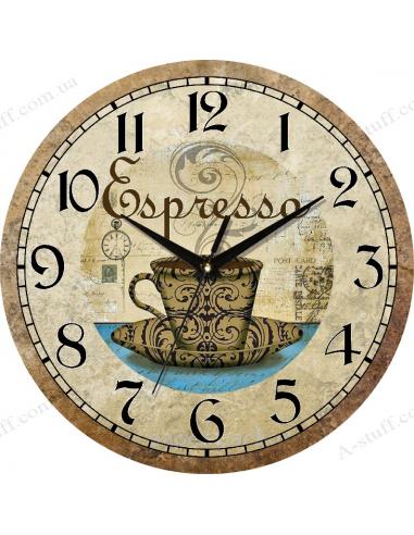 """Часы настенные """"Espresso"""""""