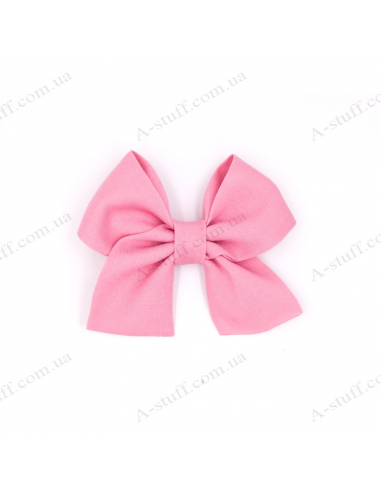 "Hair bow ""Light pink"""