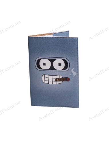 """Cover on the passport """"Bender"""""""