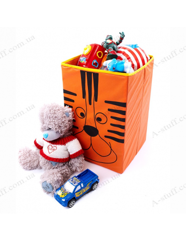 """Box for toys """"Tiger"""""""