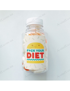 Sweets «F*ck your diet»
