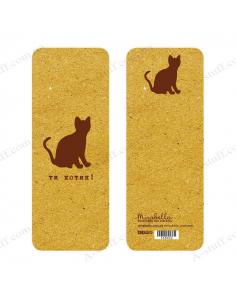 "Bookmark ""You are cat"""