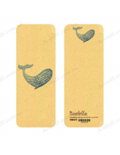 "Bookmark ""Blue whale"""