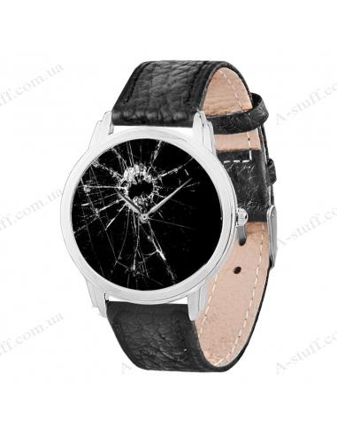 """Wristwatch """"Broken Glass"""""""