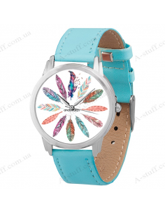 "Wristwatches ""Feathers"""