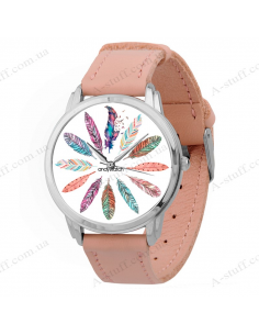 """Wristwatches """"Feathers"""""""