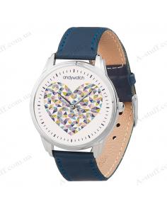 "Wrist Watch ""Hearts"""