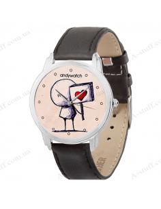 "Wristwatches ""Require love"""