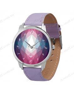 """Wristwatch """"Rhomb"""""""