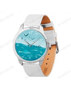 """Wristwatch """"Sea breeze"""""""