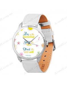 "Wristwatch ""Sunny mood"""