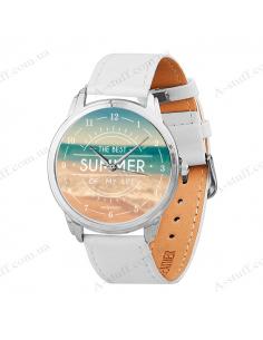 """Wristwatch """"Best summer"""""""