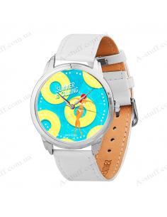 """Wristwatch """"Summer's calling"""""""