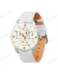 "Wristwatch ""Sea adventures"""