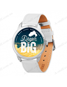 "Wristwatch ""Big dream"""