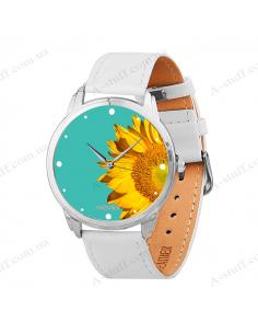 """Wristwatch """"Sunflower"""""""