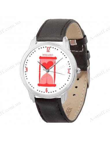 """Годинник наручний """"Пісочний годинник"""""""