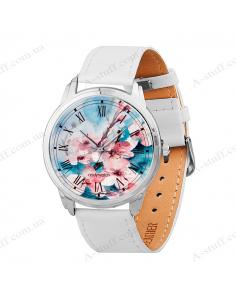 "Wristwatch ""Spring breath"""