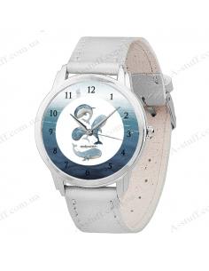 """Wristwatch """"Whales"""""""
