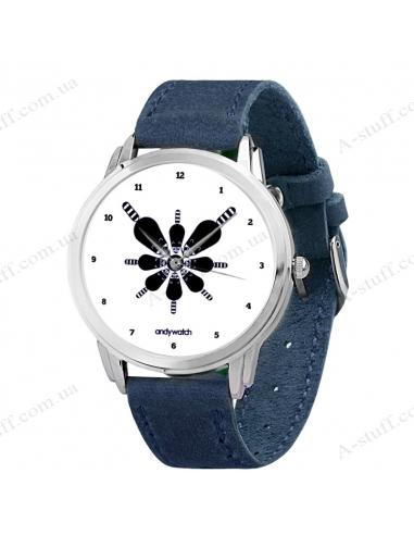 """Годинник наручний """"Єноти"""""""