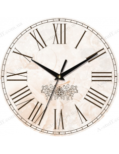 "Clock for wall ""Country 5"""