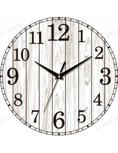 "Clock for wall ""Country 11"""