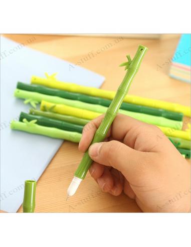 """Гелевая ручка """"Бамбук"""""""