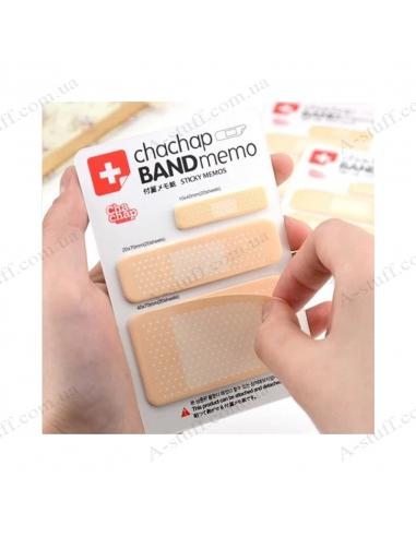 """Sticky Note Notepad """"Adhesive bandage"""""""
