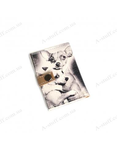 """Обложка для id паспорта """"Чихуахуа"""""""