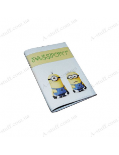 """Cool Cover for Passport """"Minions"""""""