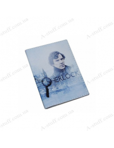 """Cover for passport leather """"Amsterdam"""""""