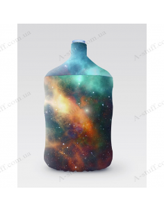 """Pouch for bottle """"Space"""""""